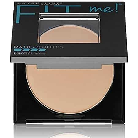 Maybelline New York Fit ME Pressed Powder - Best Compact Powders For Acne Prone Skin