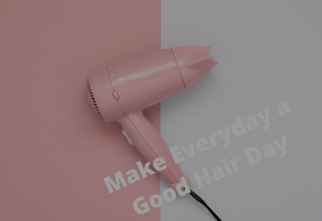 Good blow dryer for natural hair : best ionic hair dryer