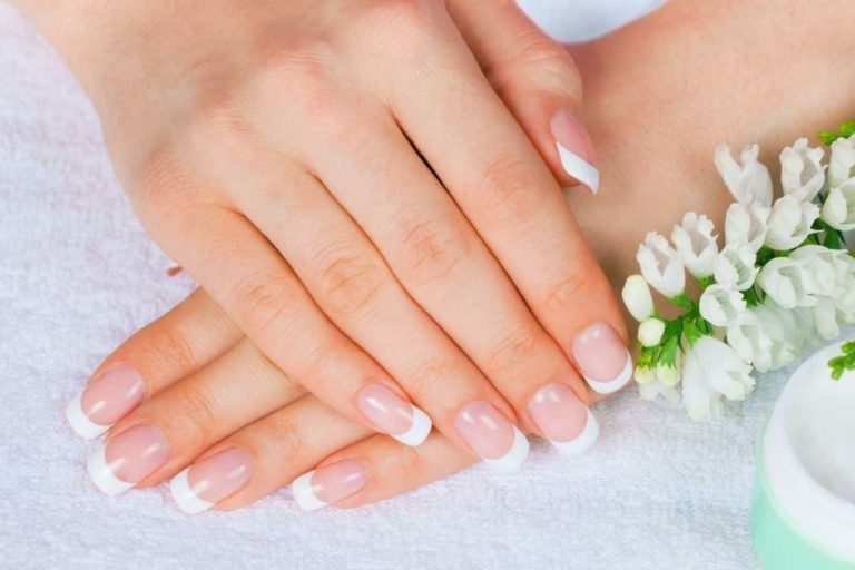 Best nail polish for french manicure base