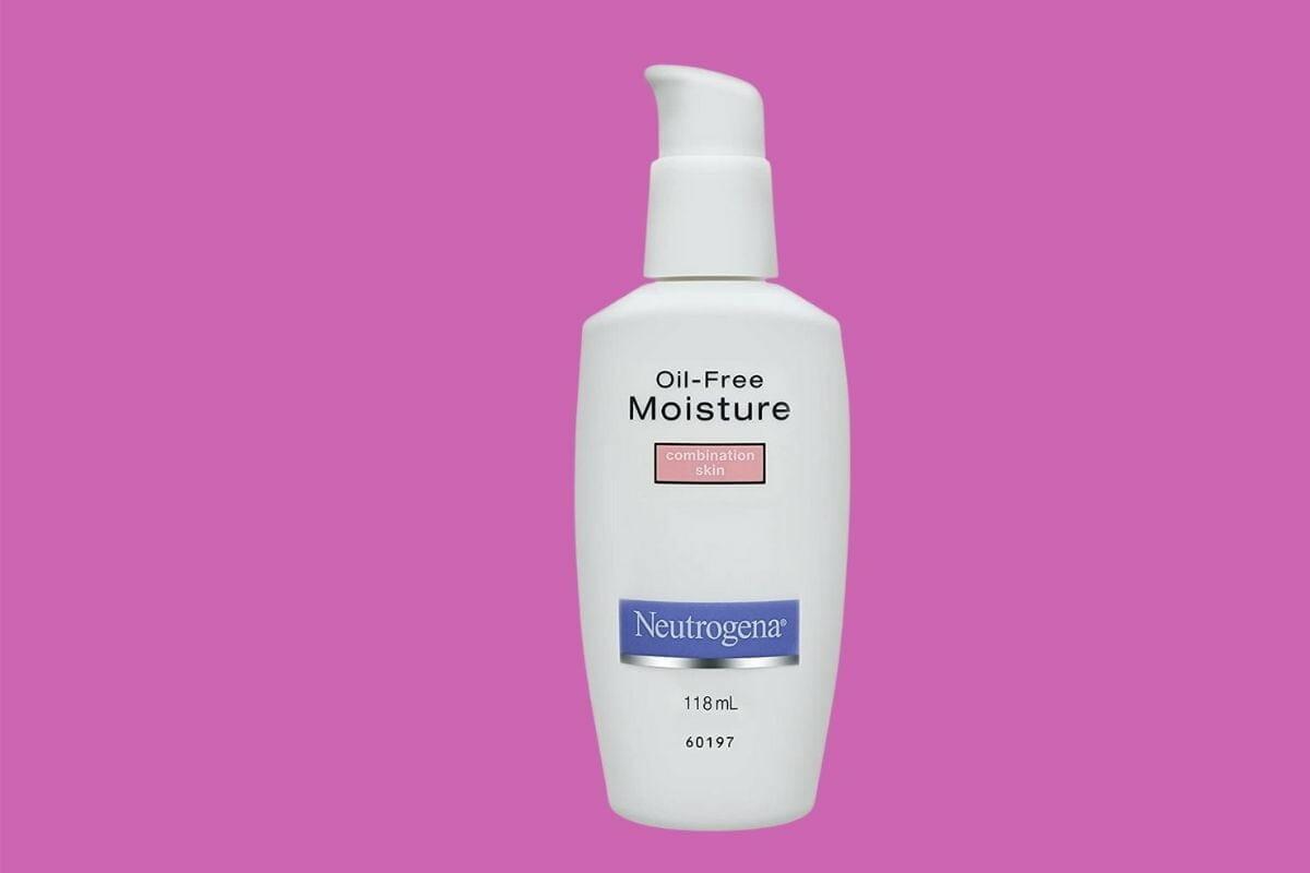 Neutrogena oil free moisturizer combination skin review