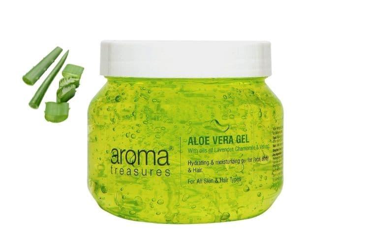 Best Aloe Vera Gel Brand in India