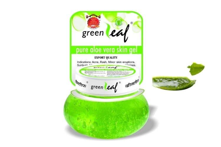 Best Aloe Vera Gel for Anti-Ageing