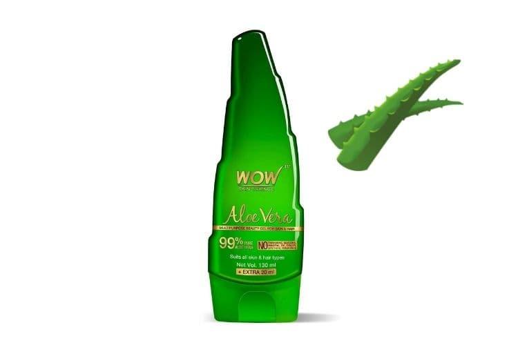 Best Aloe Vera Gel for Skin & Hair